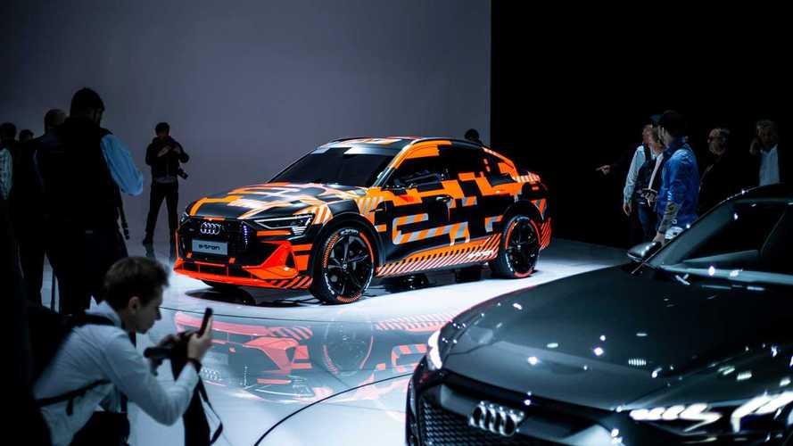 Audi анонсировала сразу две мировые премьеры