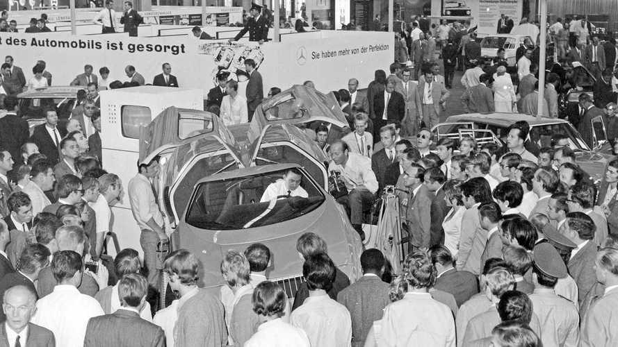 50 Jahre Mercedes-Benz C 111