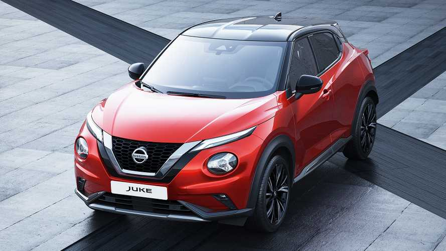 Новый Nissan Juke дебютировал сразу по всей Европе