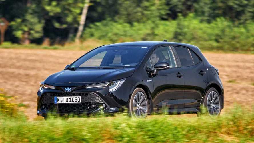 Toyota Corolla 2.0 Hybrid (2019) im Test