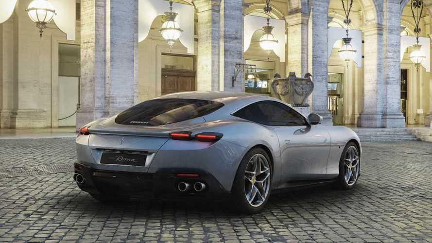 Ferrari Roma, la nuova Gran Turismo ispirata dagli anni Cinquanta
