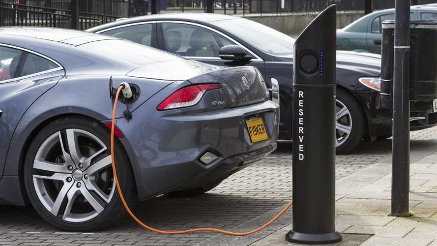 Electric cars 'best option' for fifth of UK new car buyers