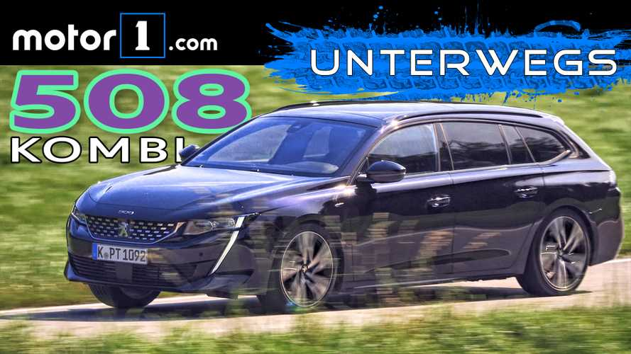 Video: Peugeot 508 SW GT im Test | Schöne Enttäuschung?