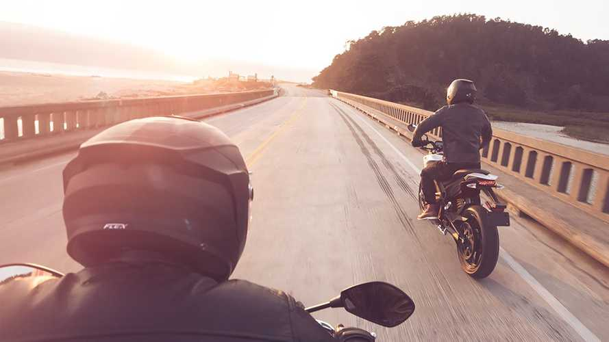 Is The Future Of E-Motorcycles Inductive-Charging Highways?