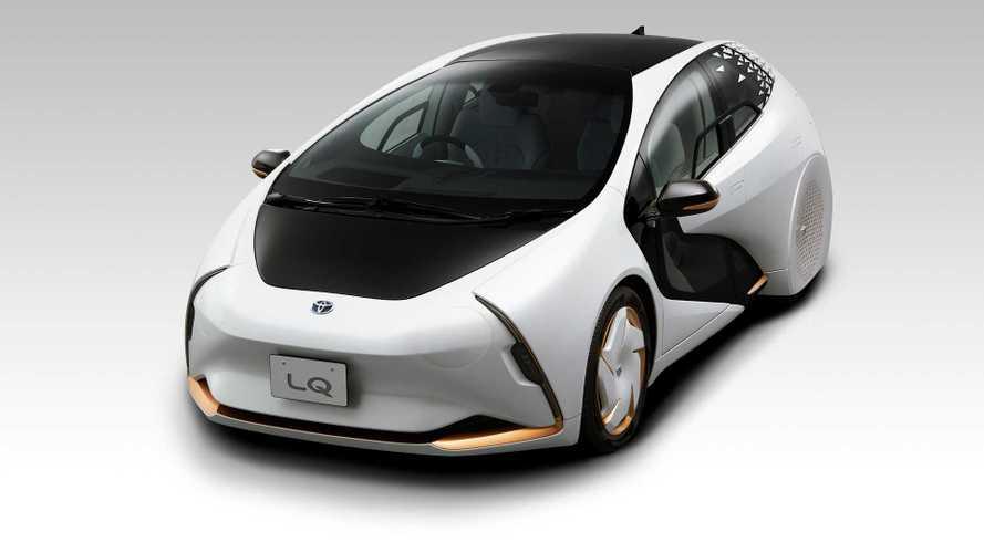Toyota LQ Concept, un coche eléctrico que limpia el aire