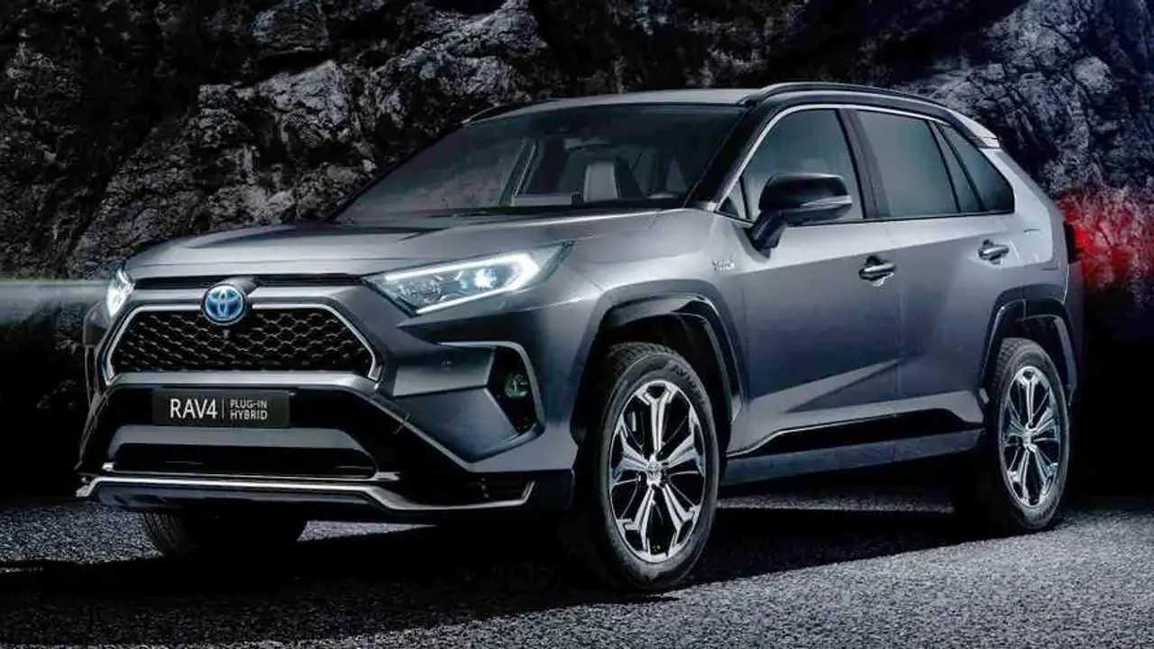 Toyota RAV4 Plug-in Hybrid (noch 2020)