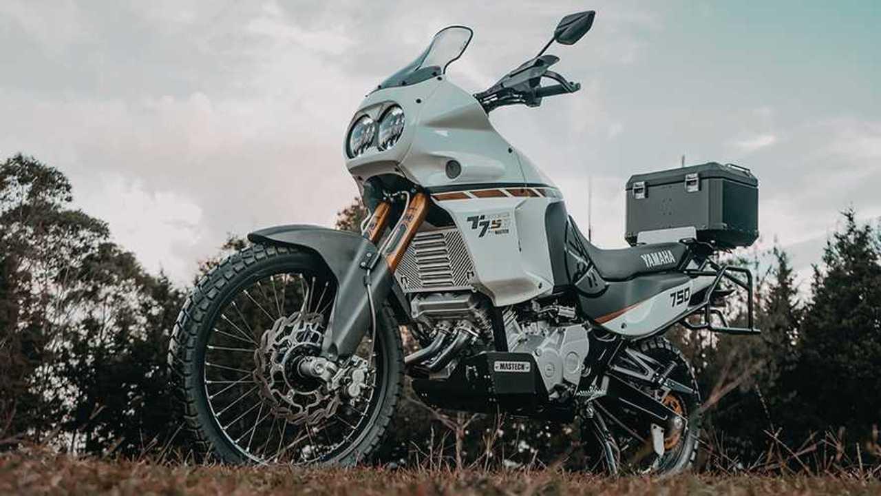 Mastech Moto 1991 Yamaha XTZ 750 Super Ténéré