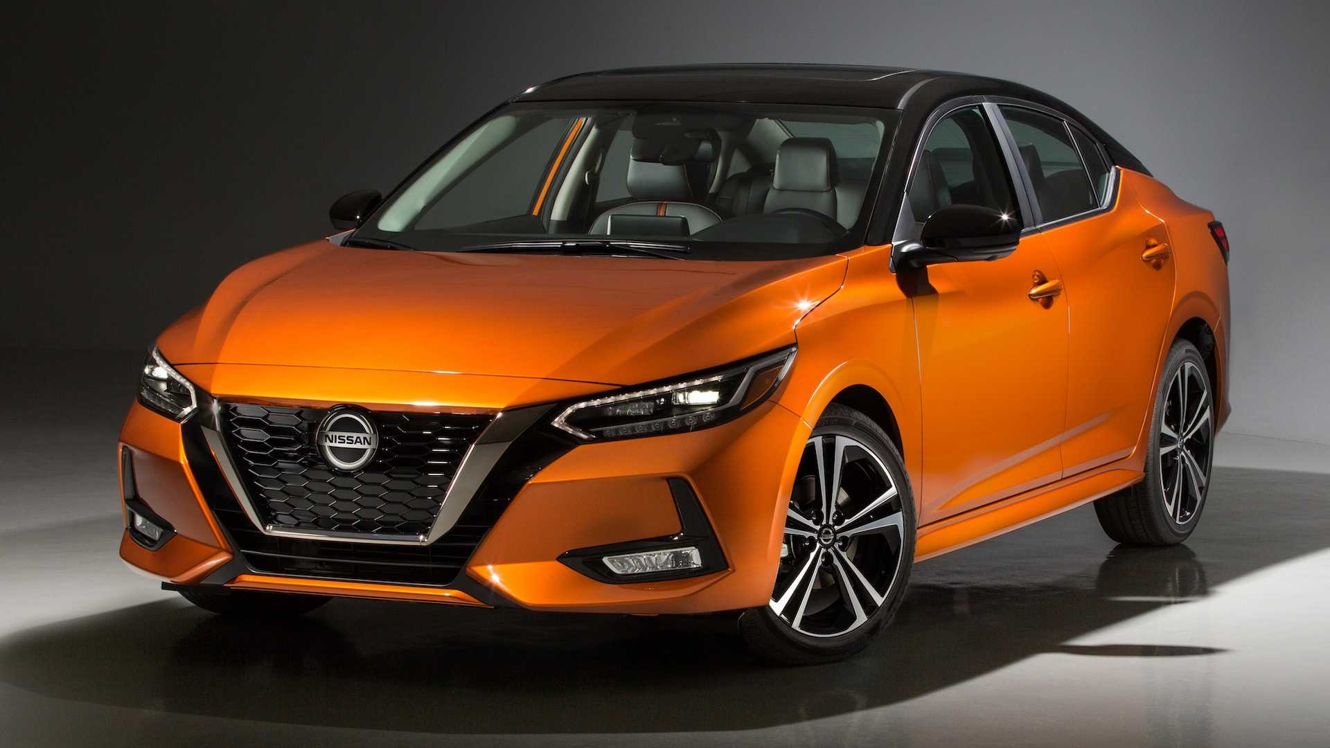 2020 Nissan Sentra Starts At 19 090 Top Trim Costs 21 430