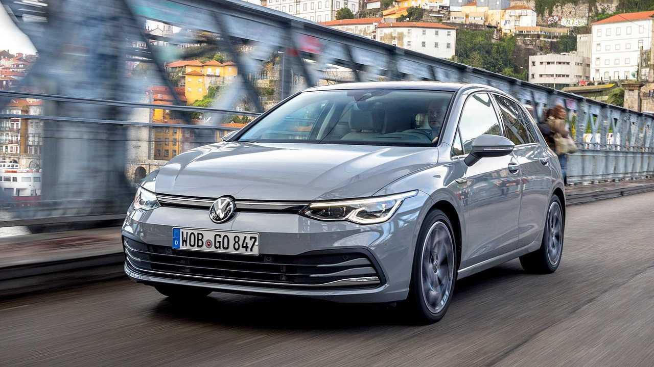 VW Golf (2020) im Test