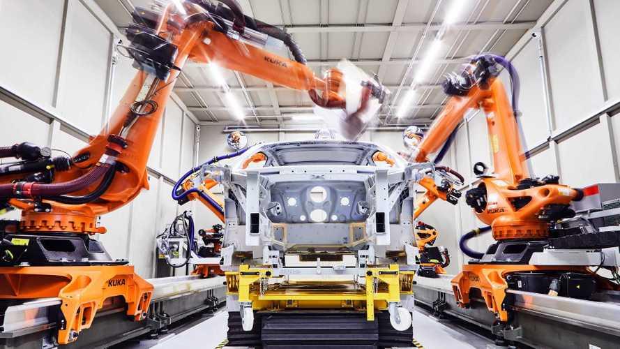 BMW i6, Audi E-Tron GT ve Porsche Taycan'a rakip olacak