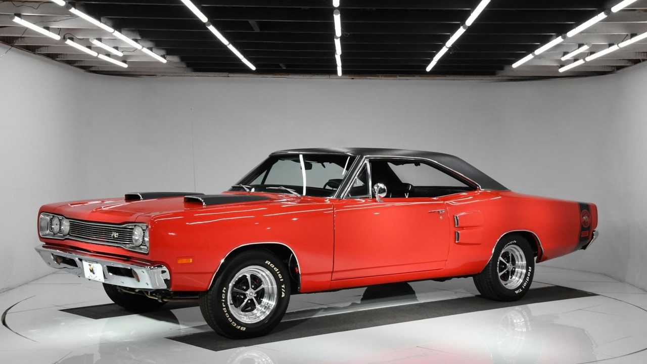 1969 Dodge Super Bee Comes With Ramcharger