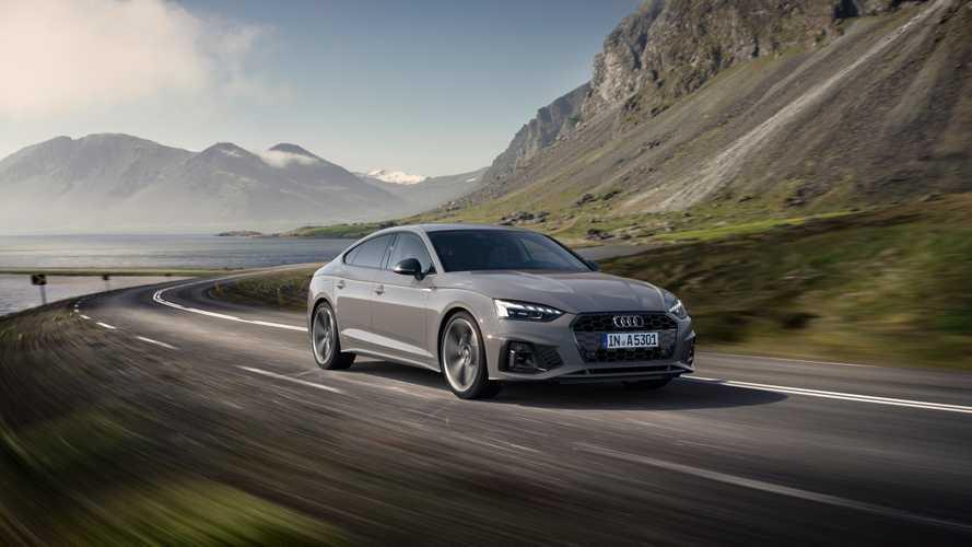 Az Audi bemutatta az A5-ös családjának frissítését