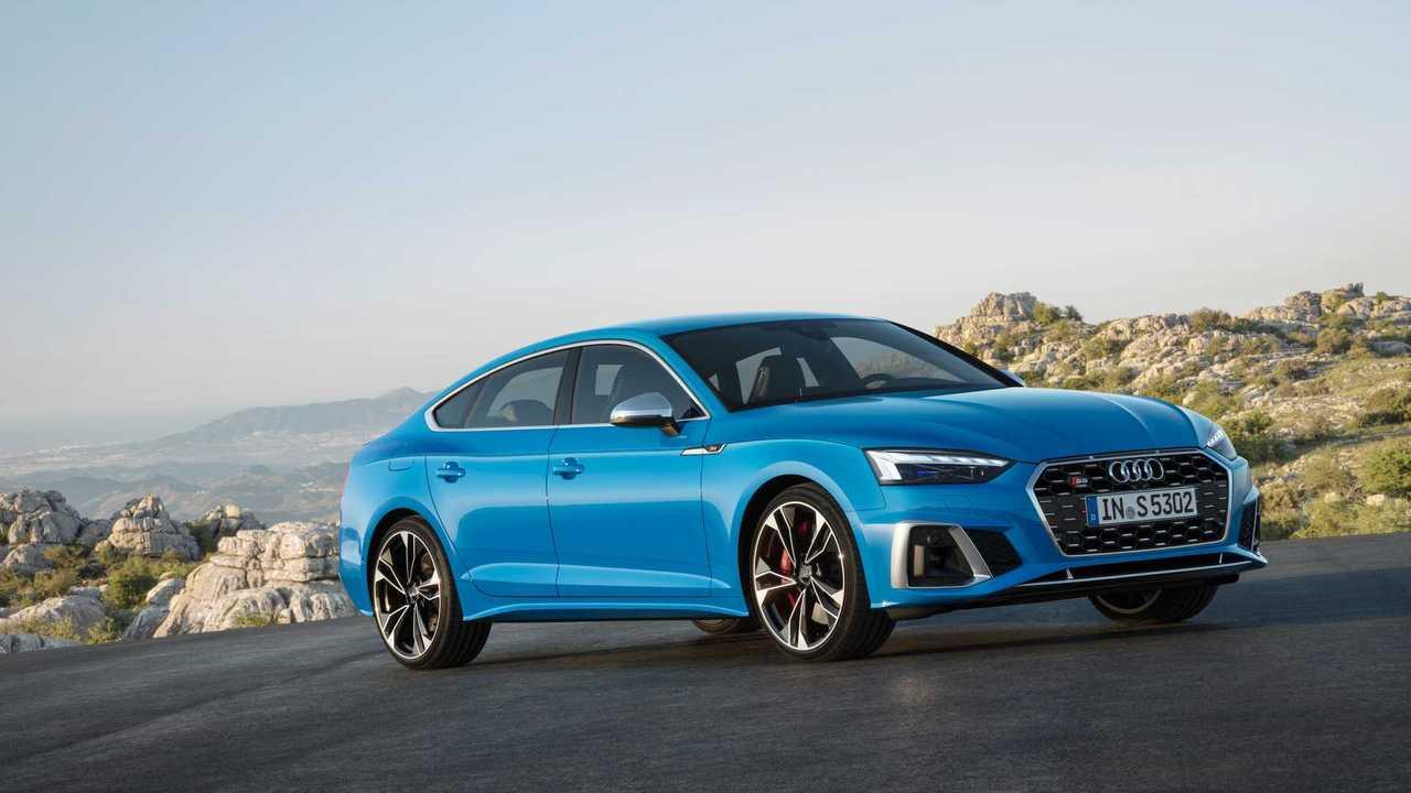 Audi A5 Facelift (2020): Neue Optik und neues Bedienkonzept