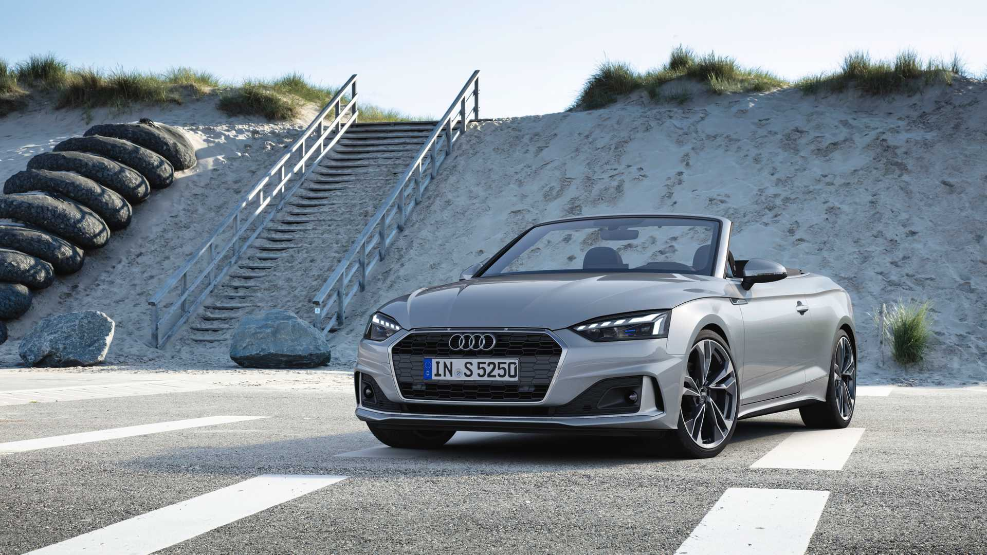 2020 Audi S5 Cabriolet History