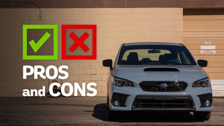 2019 Subaru WRX Series Gray: Pros And Cons