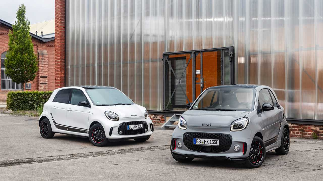 Smart fotwo/forfour
