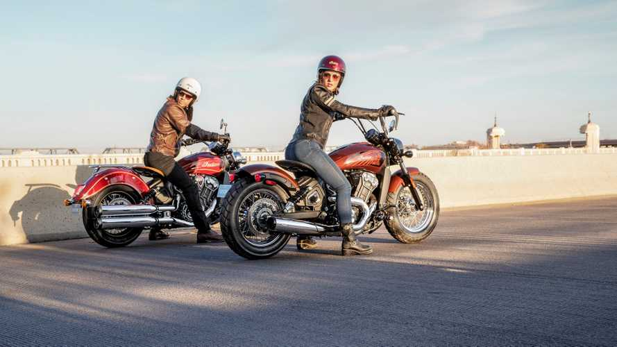 Indian Scout 100th Anniversary e Twenty: due modelli per il centenario