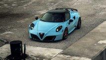 Pogea Racing ZEUS - Alfa Romeo 4C