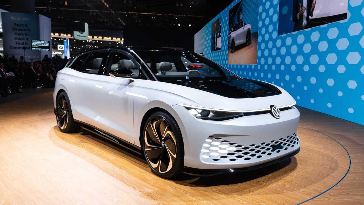 Volkswagen I.D. Space Vizzion