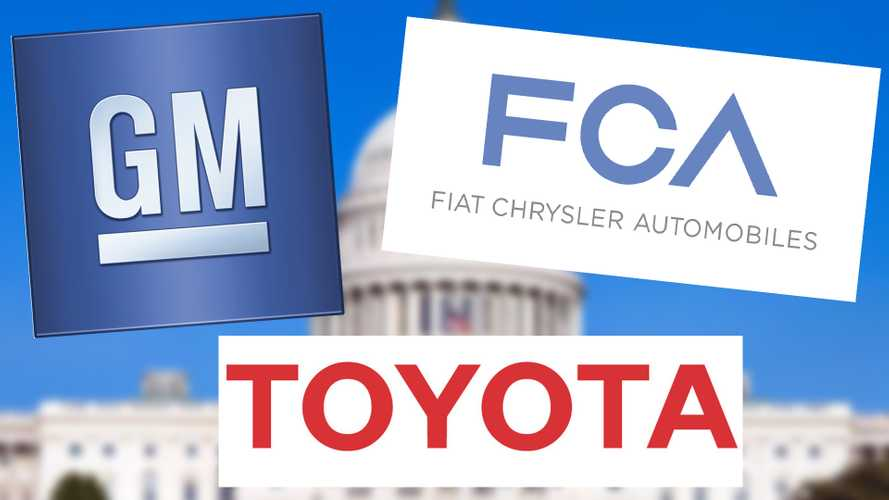 3 Automakers Side With Trump Over Authority On Emissions [UPDATE]