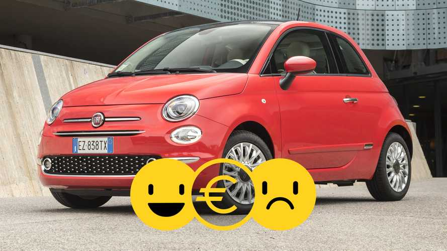 Fiat 500 1.2 Pop, perché conviene e perché no