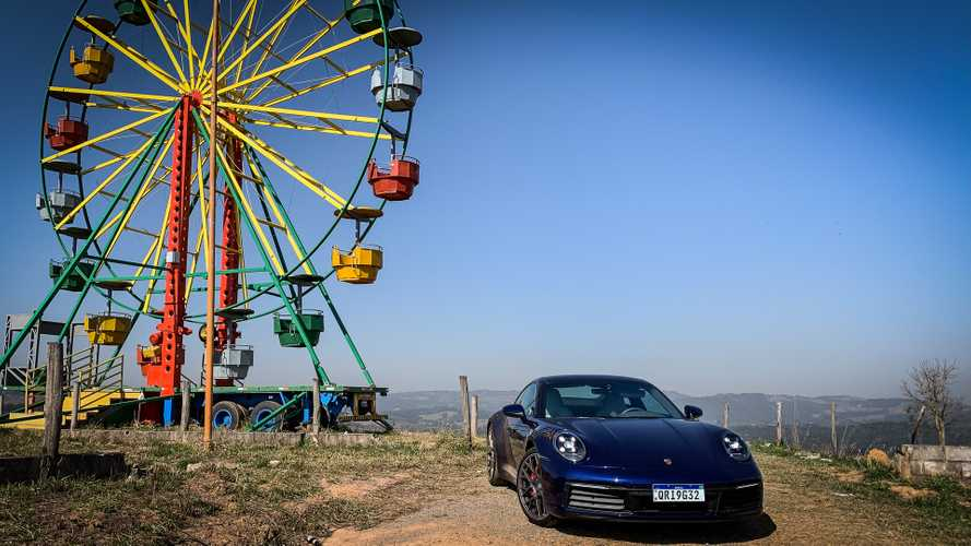 Porsche 911 Carrera S (BR)