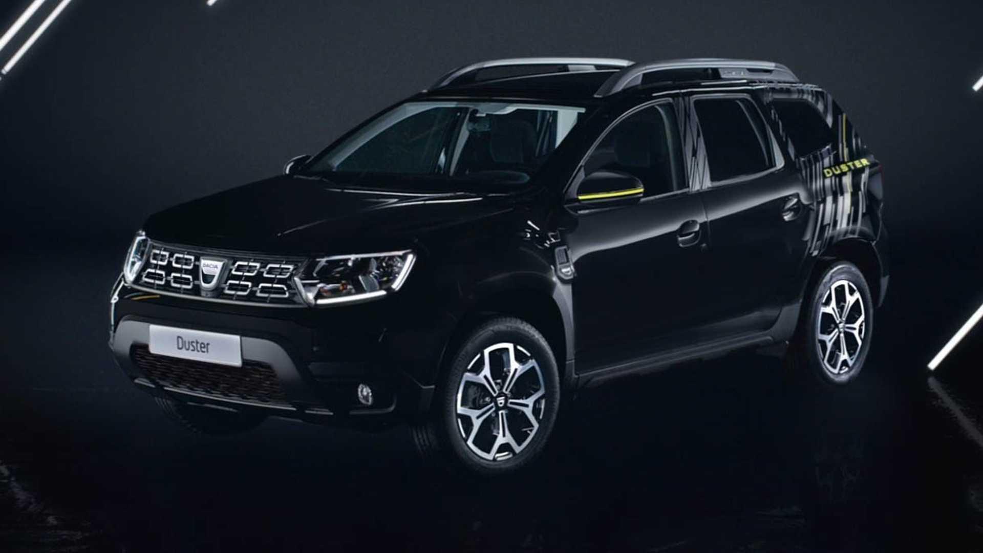 Les réservations du Dacia Duster Black Collector sont ouvertes