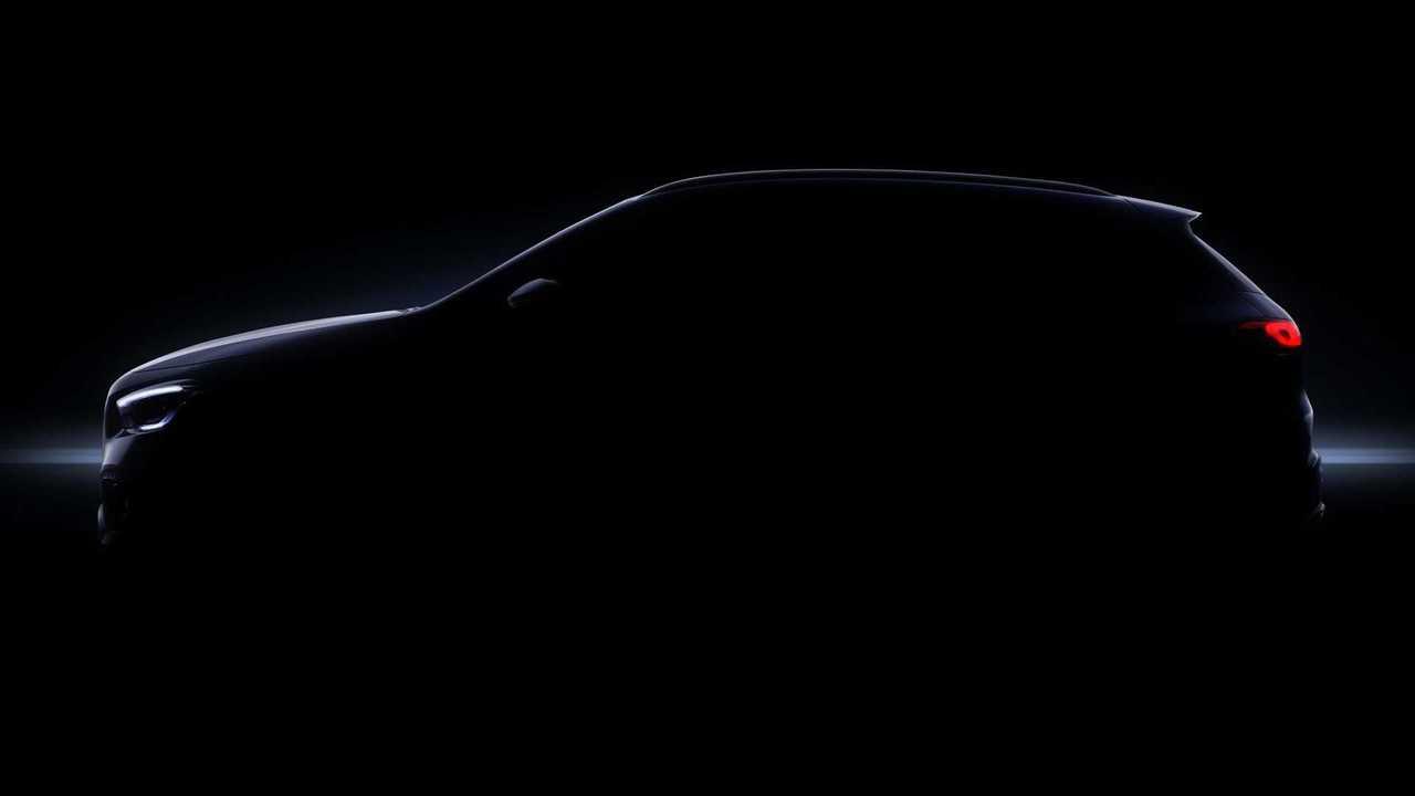 2020 Mercedes GLA teaser