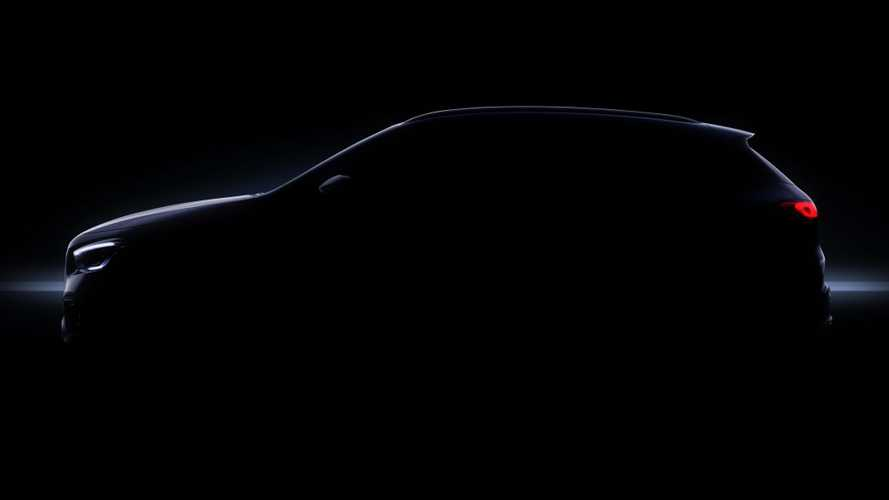 2020 Mercedes GLA teased for first time, debuts 11 December