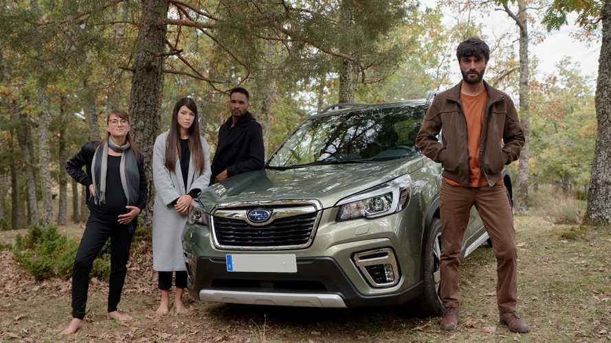 Subaru presenta Geonestesia, la serie 'protagonizada' por sus híbridos