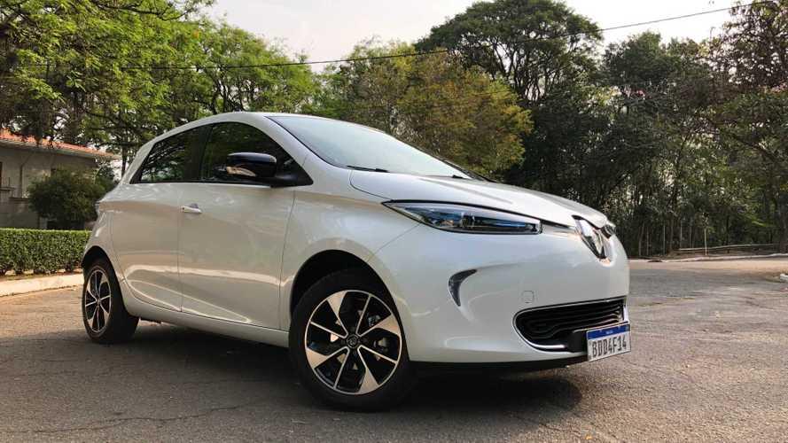 Teste: Renault Zoe mostra que ser elétrico é normal