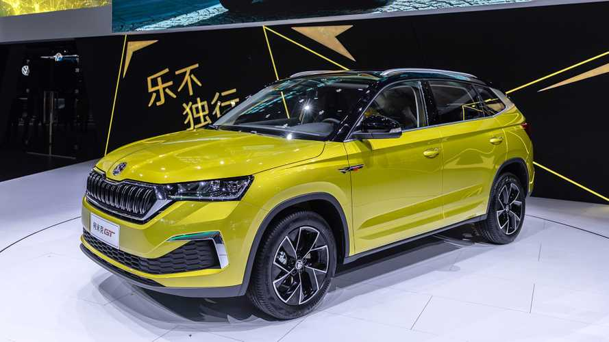 Skoda Kamiq GT: Coupé-SUV für China