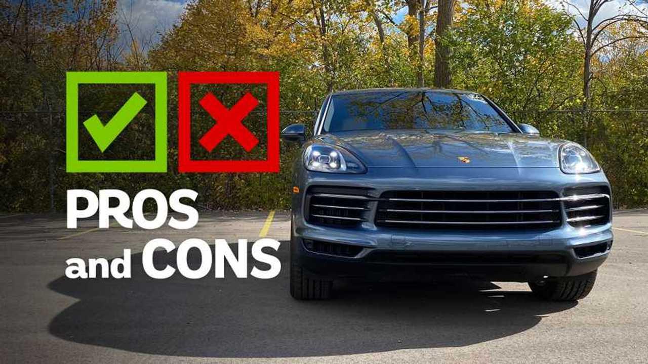 2019 Porsche Cayenne E,Hybrid Pros And Cons