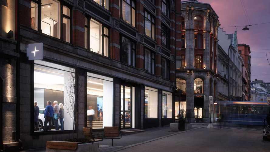 Polestar открыла в Норвегии магазин без продавцов