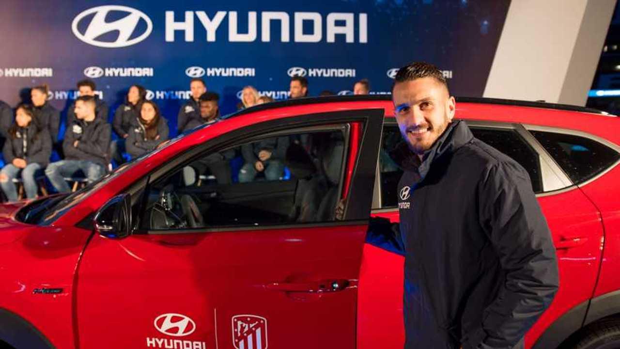 Hyundai y el Atlético de Madrid