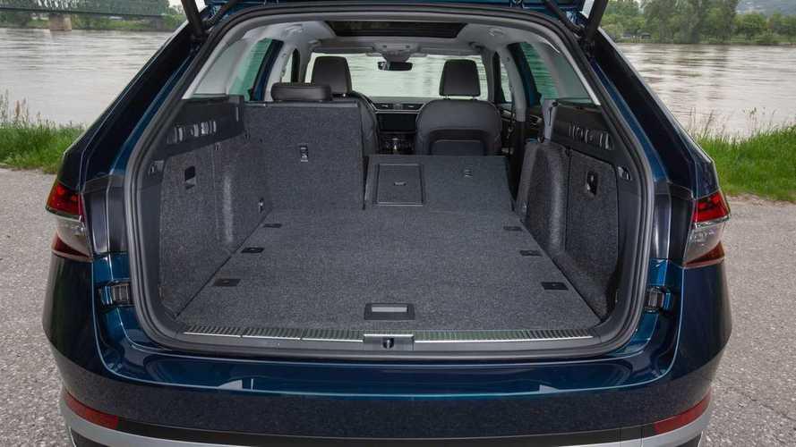 Diese Autos bieten am meisten Kofferraum