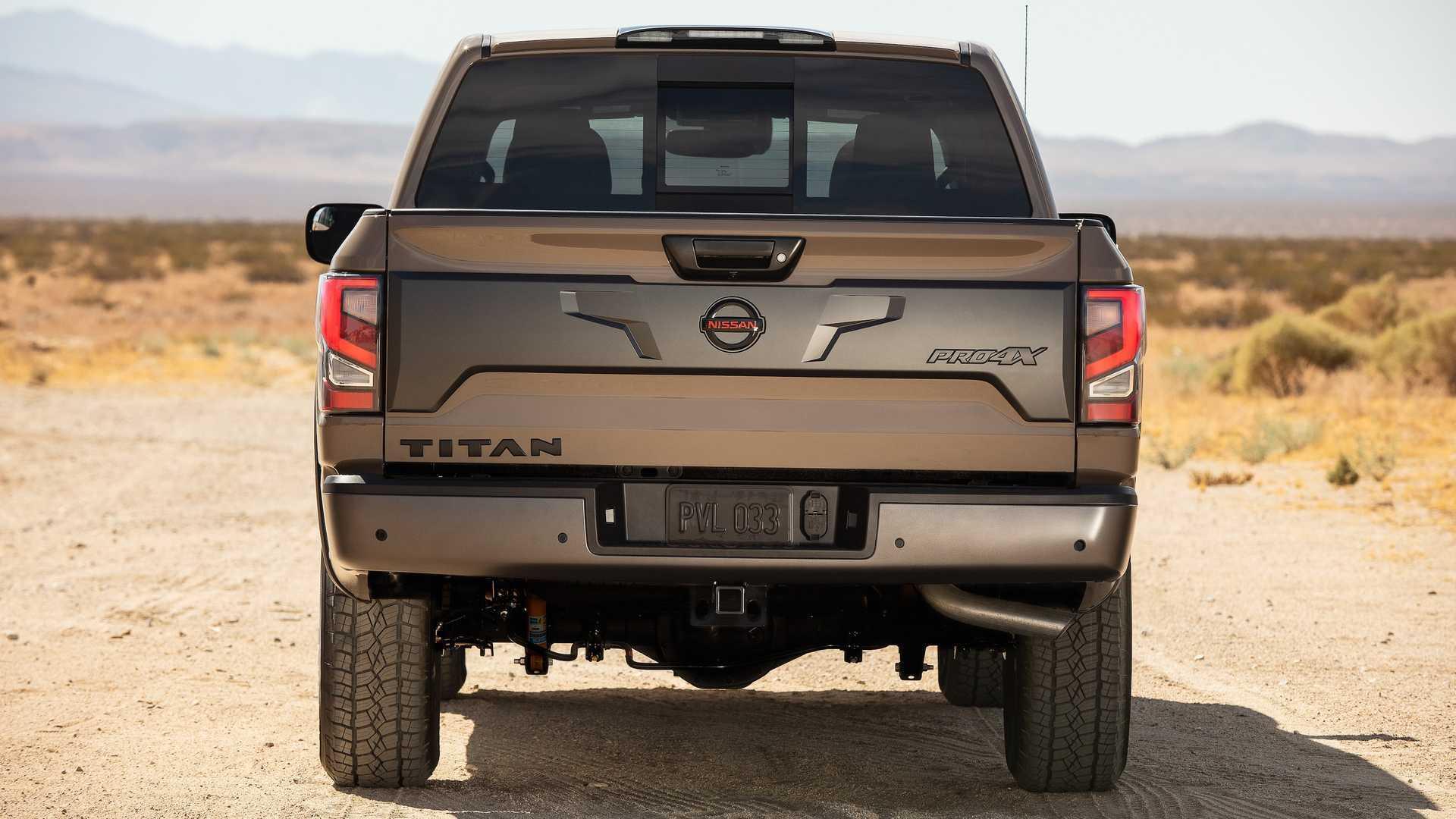 Nissan Titan 2020 Irma Da Frontier Se Renova Para Encarar Ford F 150