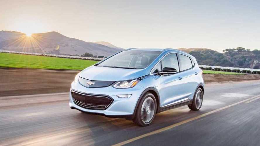 U.S. Non-Tesla Plug-In EV Car Sales Charted: 2019