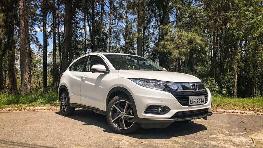 Promoção do Honda HR-V tem bônus de R$ 6 mil e parcelas de R$ 999