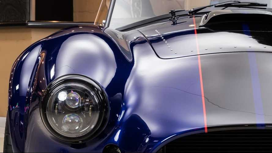 Roll In Style With This Stunning 1965 Shelby Cobra By Backdraft