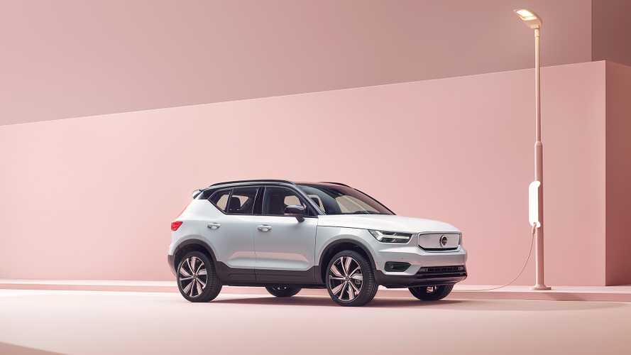 Pure-Electric Volvo XC40 Recharge P8 Goes On Sale In UK