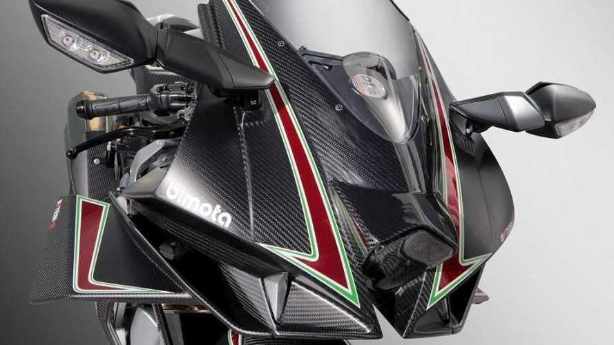 Bimota Announces Ultra-Limited Tesi H2 Carbon Edition
