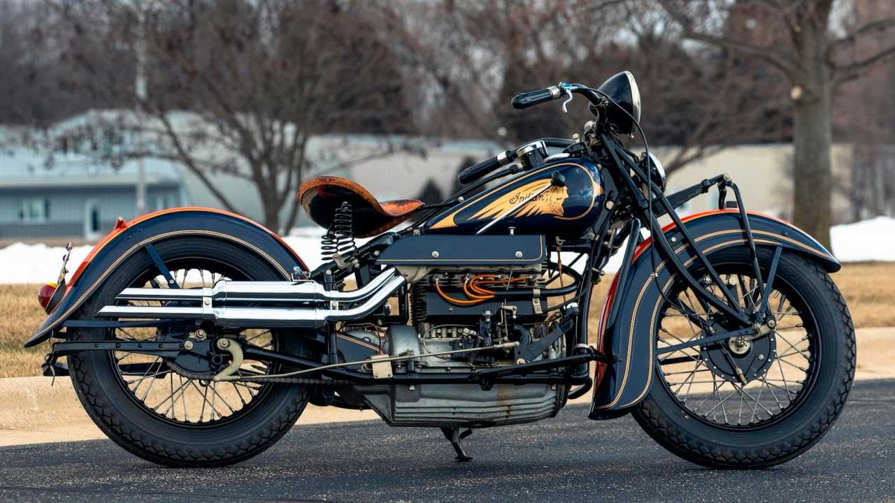 1936 Indian Four