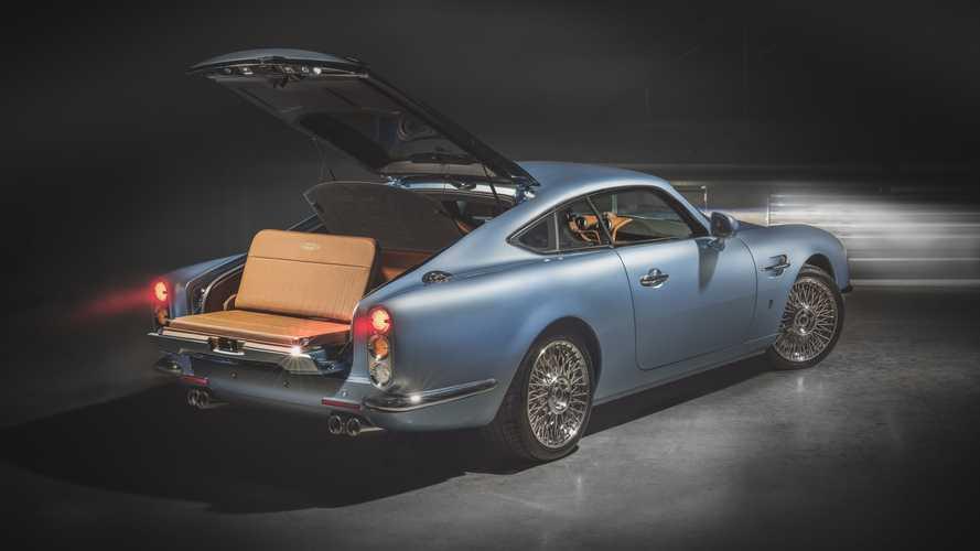 La Speedback GT è l'auto di lusso da picnic perfetta per 007