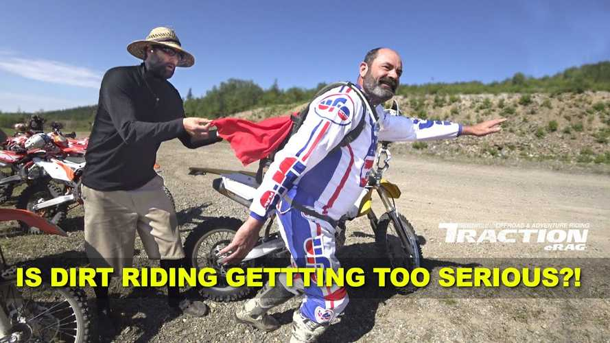 Don't Take Motorcycle Riding Too Seriously, It Ruins The Fun