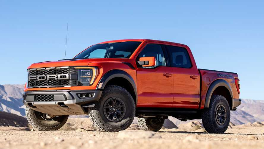 2021 Ford Raptor Reportedly Makes 450 HP, Same As Last Year