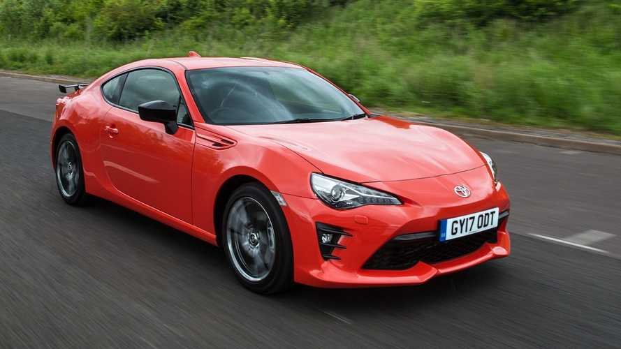 Toyota UK Bids Farewell To The 86 Sports Car, Announces 'Next Chapter'
