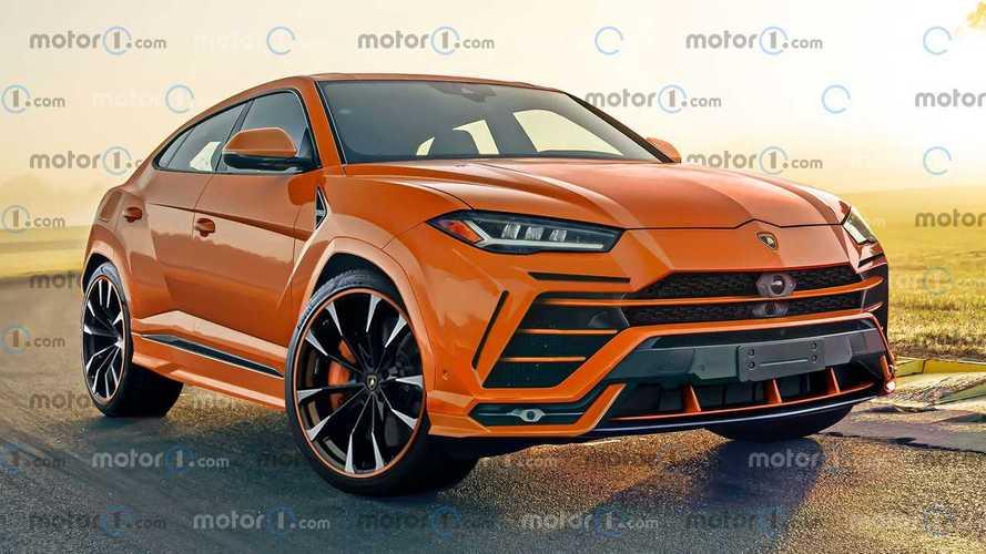 Lamborghini Urus Evo - Voici à quoi il ressemblera !
