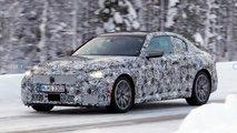 BMW 2er Coupé (2021) bei Kältetests in Schweden erwischt