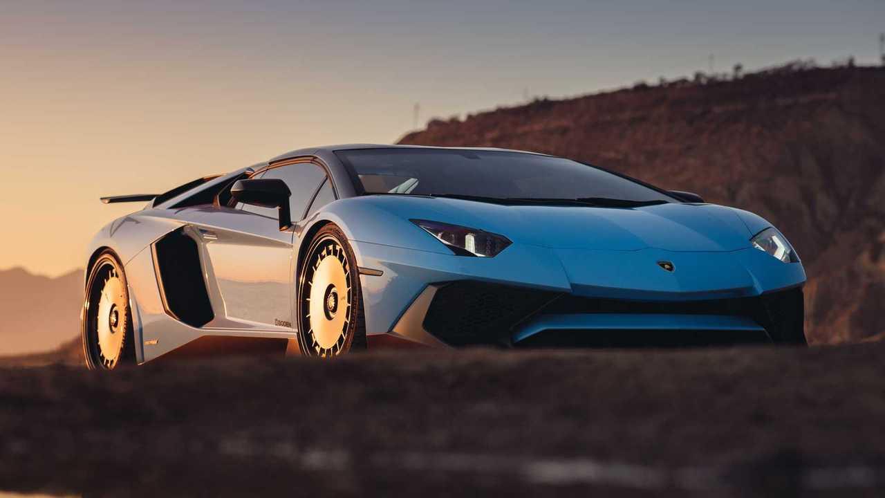 Наследника Aventador покажут уже в этом году – и он будет гибридным